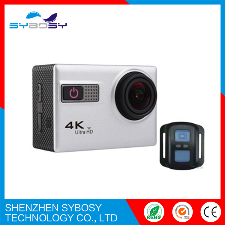 "YI 4K+ Action Camera Novatek 4K/24fps 12MP 155 Degree 2.45"" RAW 4K Plus Sports Camera"