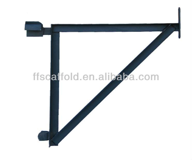 Steel Scaffolding Angle Iron Saddle Side Bracket