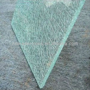 shatterproof laminated glass with CE test