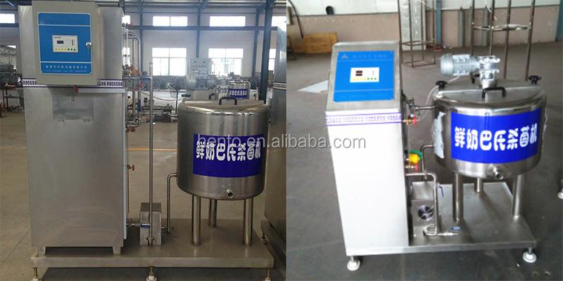 China Supply Pasteur Machine voor Melk/Kleine Melk Pasteurisatie Machine