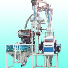 Cheap price china small corn mazie flour milling machine with fast delivery