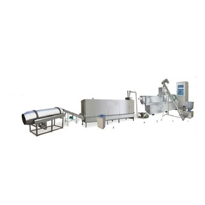 Twin-screw Aquarium Feed Extrusion Processing Line