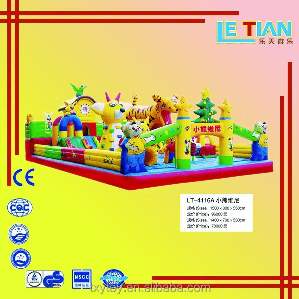 New design!kids inflatable jumping air castle for sale,LT-4116A