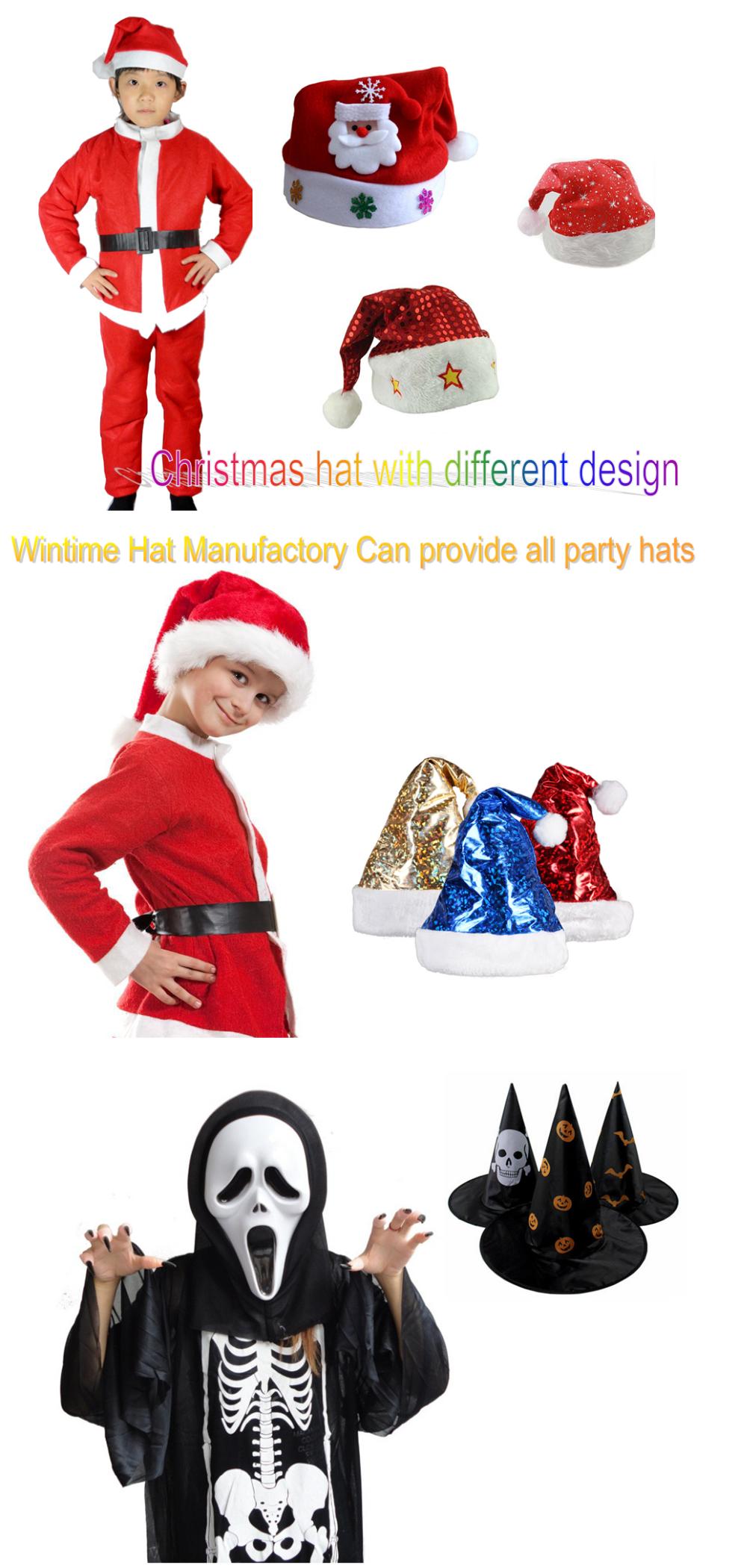 Party Hat Halloween Parade Unisex Wizard Hat Cosplay Headwear ...