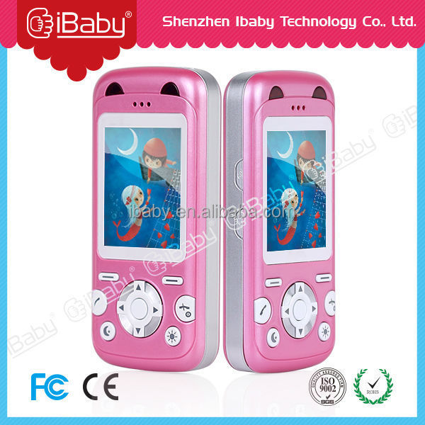 ibaby children security mobile phone with Remote monitoring