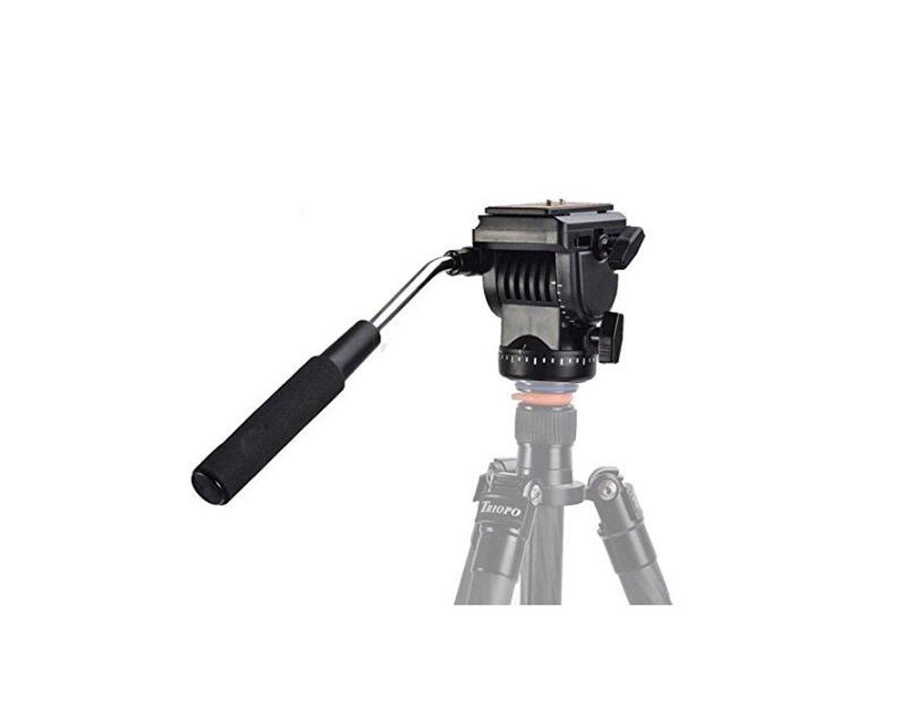 Buy E Image Ek60aam Fluid Drag Video Head And Tripod E Image Ek60aam