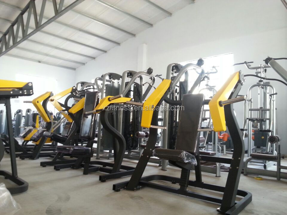 Factory price from china ljfitness gym equipment names