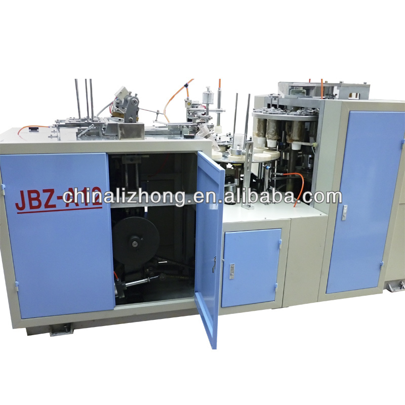 Paper cup forming machine(JBZ-A12)