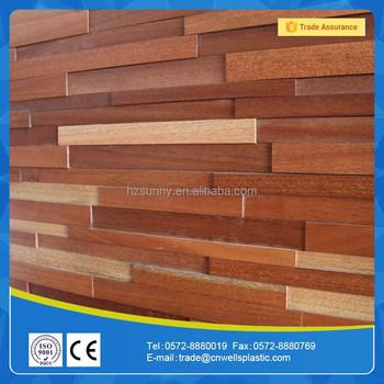 Dekorative 3d Wandpaneele Modernes Design 3d Holz Wandpaneel Buy