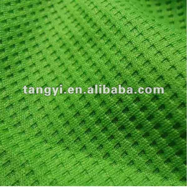 polyester fabric material for t-shirt UV50 protection