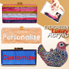 Evening bag OEM professionally Acrylic clutch bags luxury evening bag made in Guangzhou