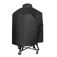 Outdoor Grill Cover to Fit Large Kamado Joe for for Large Big Green Egg
