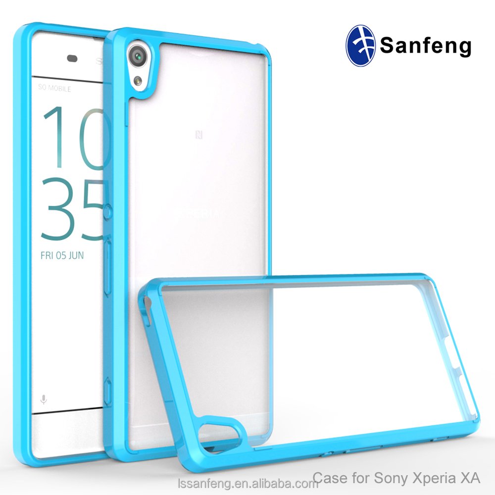 China Ericsson Cell Phone Wholesale Alibaba Imak Crystal Case 1st Series Sony Xperia M4 Aqua Hardcase Transparant