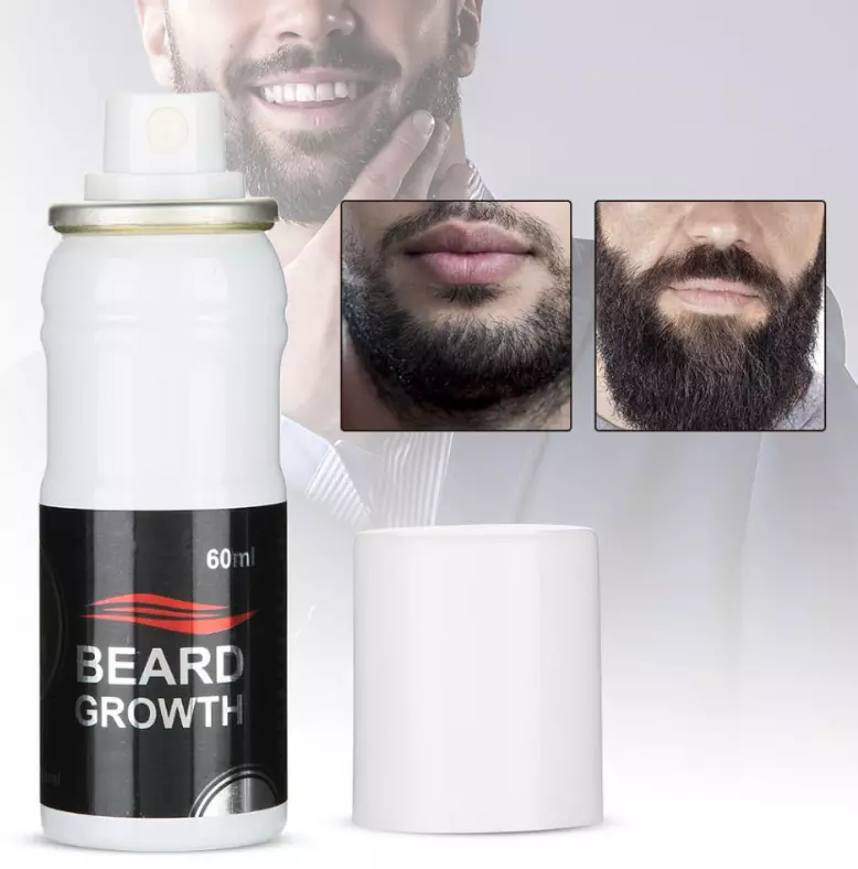 White label mens beard beard oil bottle 60ml products