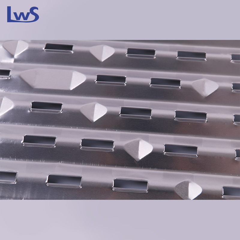 disposable aluminum foil grill tray/bbq pan