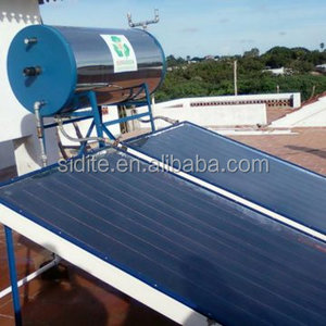 300L Integrated Pressurized Flat Plate Collector Solar Water Heater