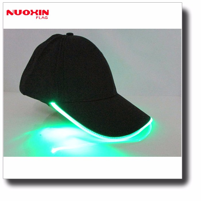 high quality infrared led light hats blank baseball bump. Black Bedroom Furniture Sets. Home Design Ideas