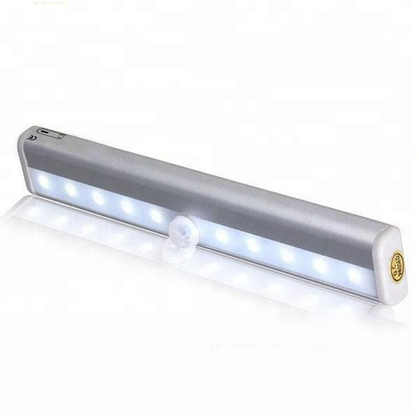 Sécurité Alimentée Par batterie Armoire Éclairage 10 LED Capteur De Mouvement Lumière de Placard