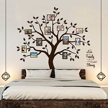 China 4C Printing Custom Tree Wall Sticker Printed Kids