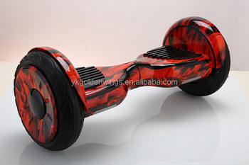 CE certificate self balancing electric scooter / hoverboard
