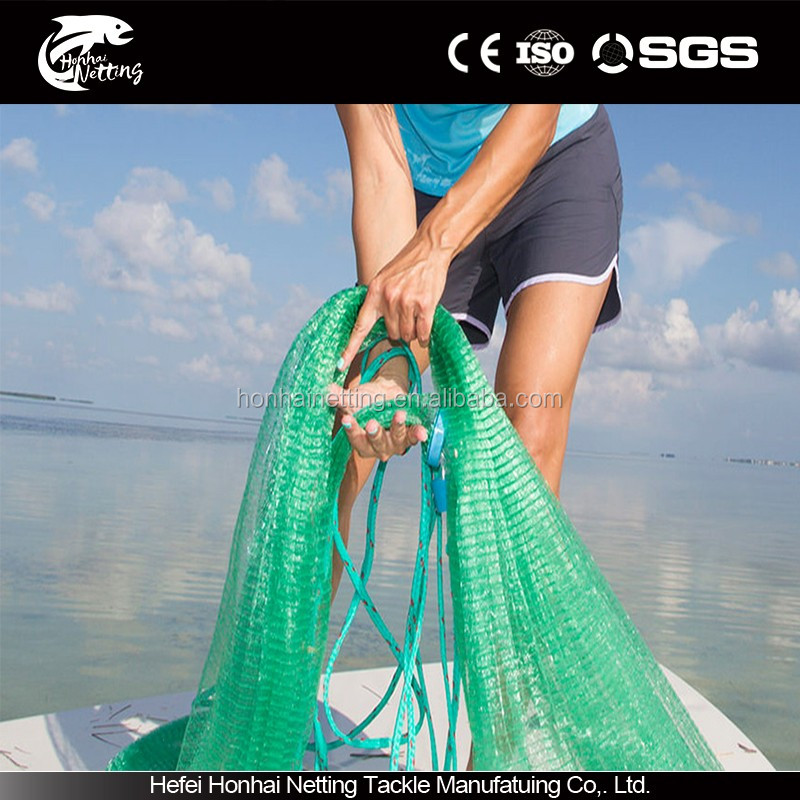 American Style Fishing cast nets suppliers widely used in cathing fish