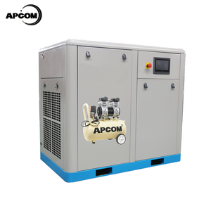APCOM factory direct sale wholesale silent piston scroll screw oil free air compressor