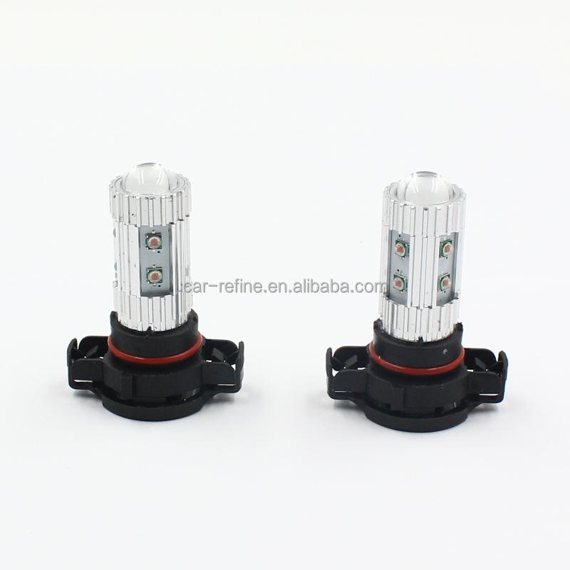 H7 Xenon WHITE 29W HIGH POWER CREE LED Car Fog Bulbs AUDI