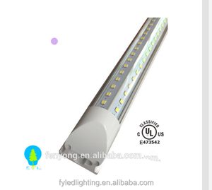 2ft 4ft 5ft 6ft 8ft High Lumen 3000-6500K Warm White Cool White T8 Led Tube Light Fittings
