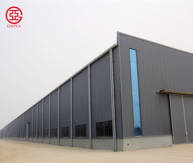 Fast Installed prefab steel structure storage warehouse for sale