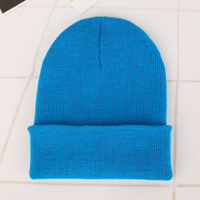Wholesale Custom Knit Beanie Hat Winter with Logo