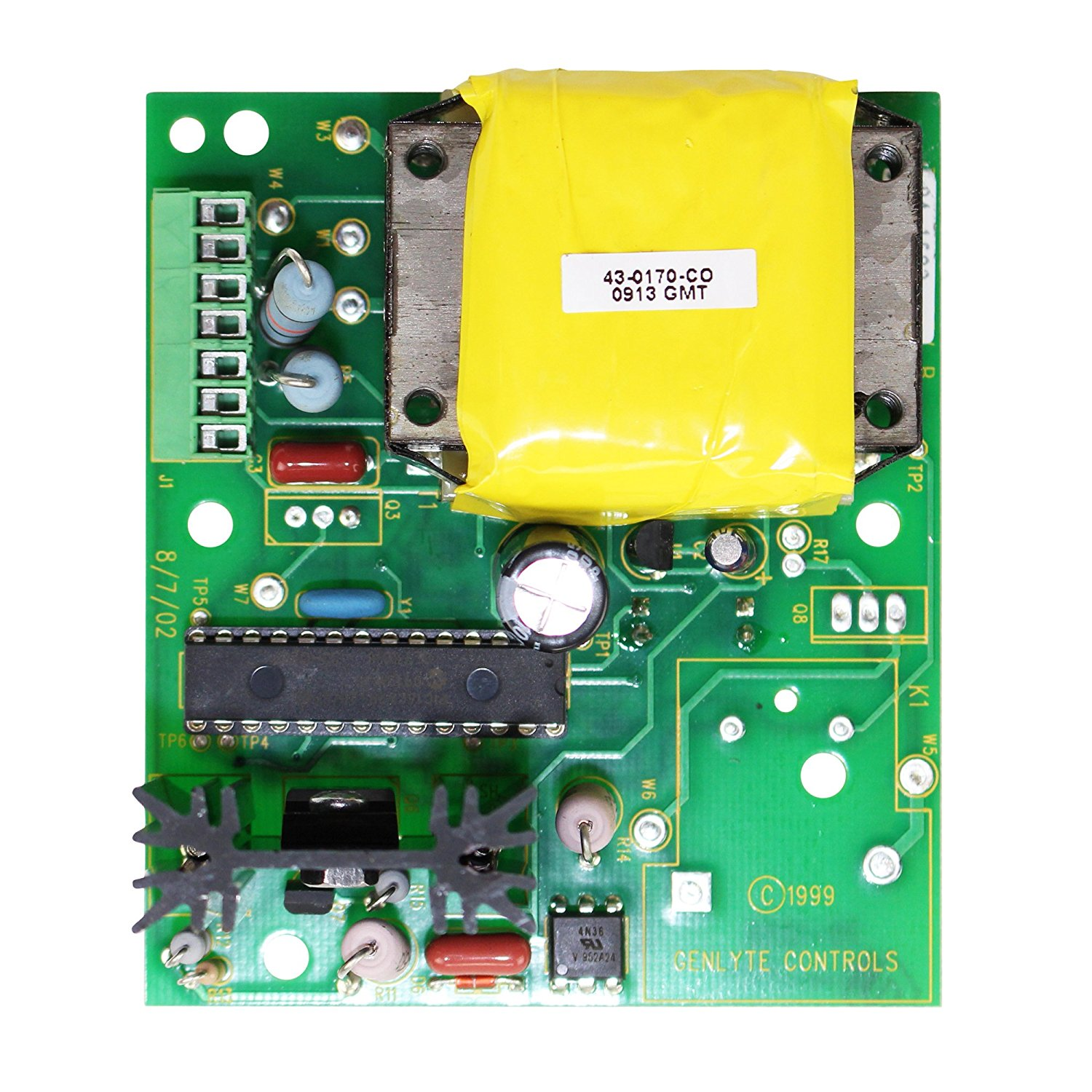 Lightolier 90-1582 Optio Series PCB Add-On Dimming Channel Module