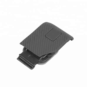 SHOOT Action Camera Accessories Black Plastic Replacement Side Door for GoPro Hero 7 6 5 Black Edition