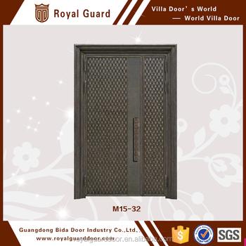 Good Price Modern Apartment Security Door Metal Door