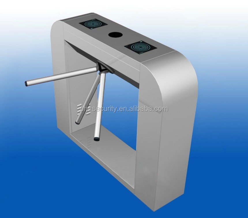 Deluxe Tripod Turnstile TCP/IP connect with PC