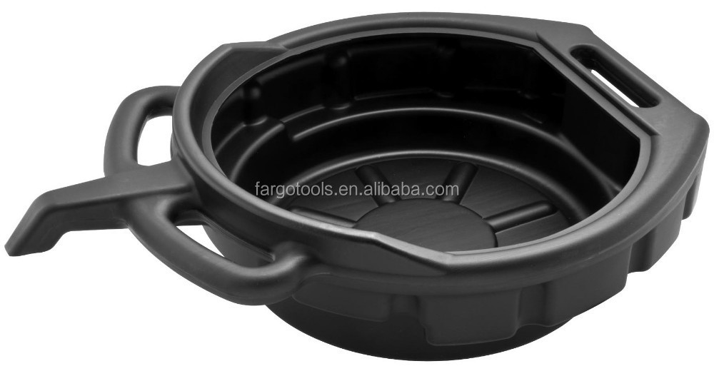16L Plastic Engine Oil Drain Pan for Repair Tools-FG5010