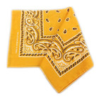 100% Cotton Square Fashion Bandana