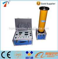 DCG DC High Voltage Hipot Transformer Tester, power cable and arrester tester,DC High Voltage Generator