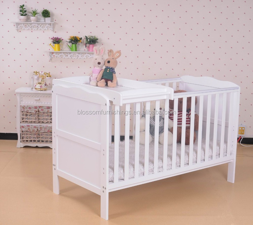solid wood baby furniture. Wooden Baby Cot Bed With Curved Head In Nz Pine Solid Wood - Buy Europe Bed,Cot Adjustable,Solid Canopy Product On Alibaba.com Furniture