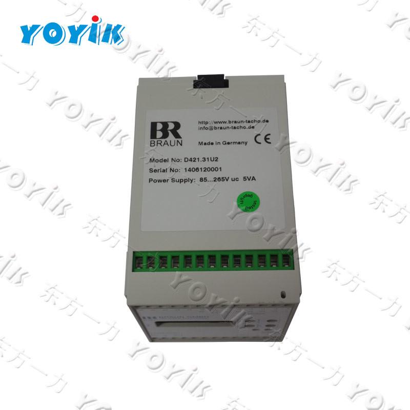DTC TSI system component D42151U1 Braun card