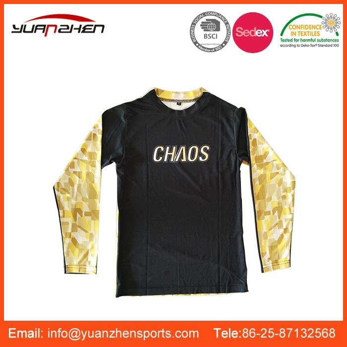 YuanZhen-Made in china beautiful design sublimation soccer jersey 2017 thai