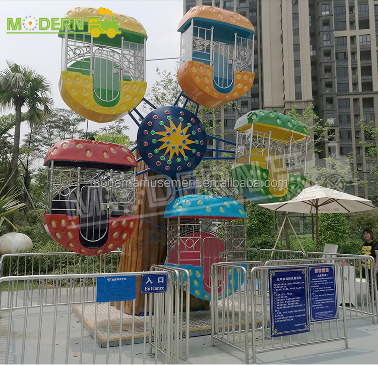 2019 modern amusement small kiddie ferris wheels for sale