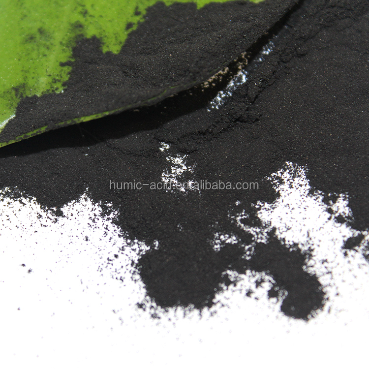 Humate Fertilizer Potassium Humate Powder for Sale