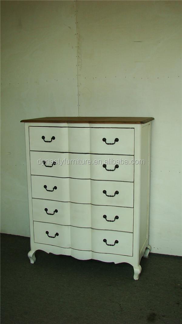Reciclaje De Muebles Antiguos. Reciclado De Madera En El Pecho De ...