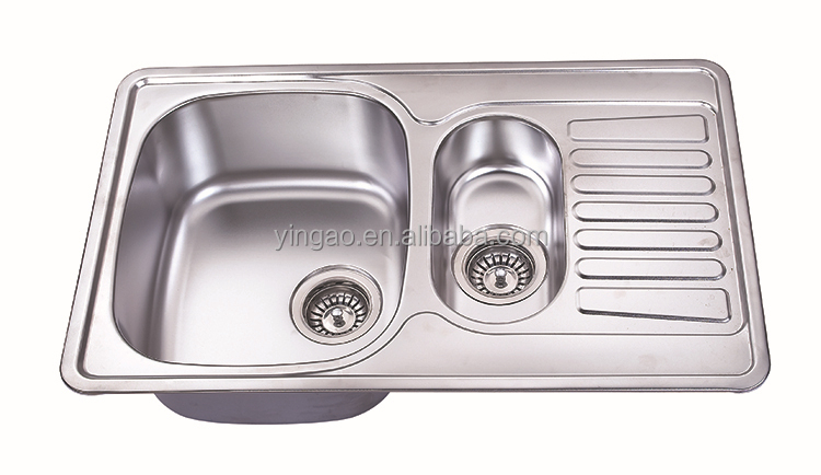 Factory directly used commercial Stainless steel sinks undermount sink