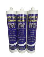 Fireproof Duct Acrylic Sealant