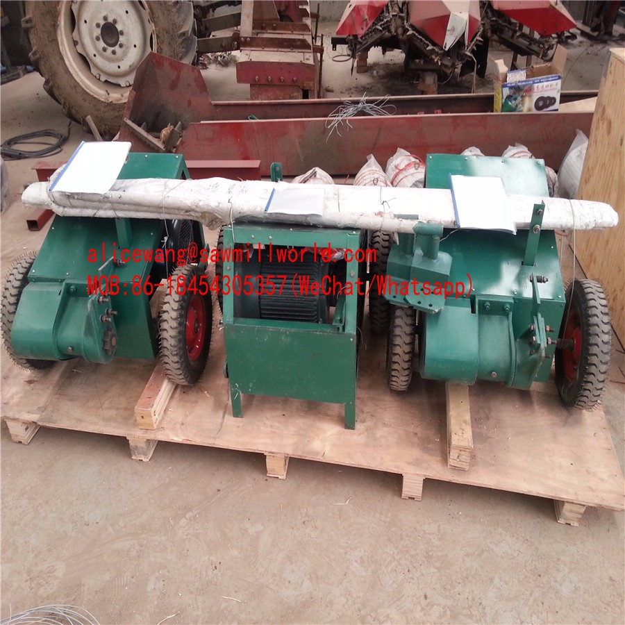 professional portable automatic diesel chainsaw mill