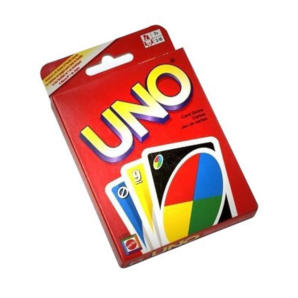 UNO Mini Card Game 108 cards Fast Paced Fun For Everyone Fast Shipping