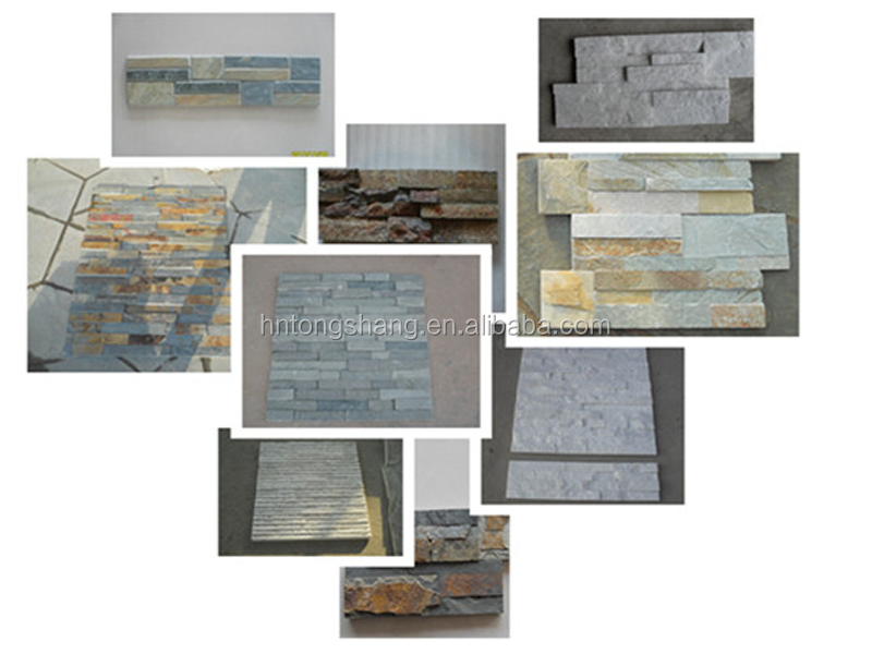 stone raw billiard slate price with thin slate exterior stone wall cladding