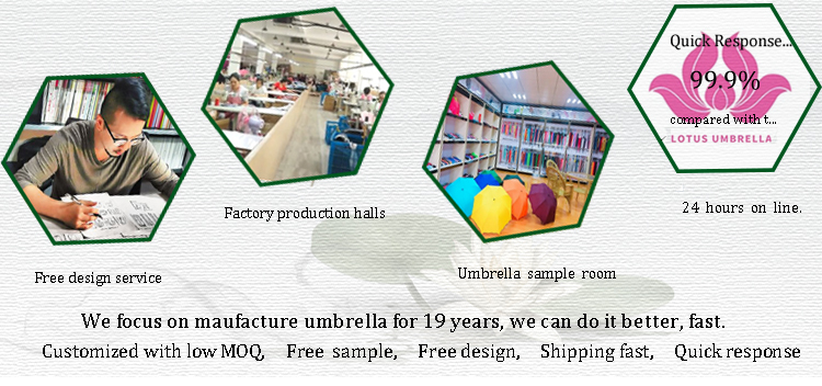 High quality handsfree double layer digital printing  L handle reverse umbrella  straight manual LED  umbrella