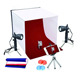 Dimension 40*40*40cm Portable Photo Box 360 Product Photography kit Photo Studio Box Handy Indoor Outdoor Softbox